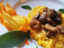 Primi piatti ristorante I Ronchi Arquà Petrarca sui Colli Euganei