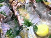 Secondi piatti ristorante I Ronchi Arquà Petrarca sui Colli Euganei