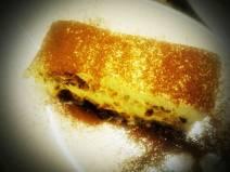Dessert ristorante I Ronchi Arquà Petrarca sui Colli Euganei