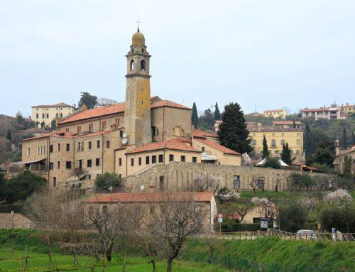 Video Arquà Petrarca: uno dei borghi più belli d'Italia