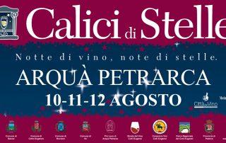 Calici di stelle Arquà Petrarca
