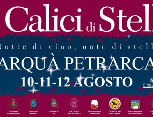 Calici di Stelle Arquà Petrarca 2017